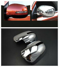 Rearview Side Mirrors Cover Trim For 2015-2017 Mitsubishi Outlander Decorative