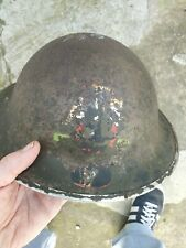 Ww2 Homefront Helmet