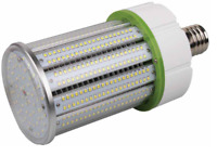 LED Corn Light 100W 100-277V 115Lm/W UL & DLC 5000K Daylight