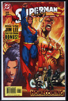 SUPERMAN #203 3x signiert signed Michael Turner Talent Caldwell Jason Gorder COA