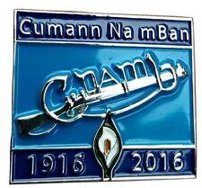Cumann Na mBan Easter Lily Pin Badge Irish Republican 1916 Rising