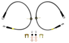 Stoptech Stainless Steel Braided FRONT Brake Lines Kit FR-S FRS GT86 BRZ 86 New