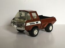 VINTAGE TONKA TOY, PICK-UP TRUCK. TUB BACK. RED, DODGE A100 STYLE.