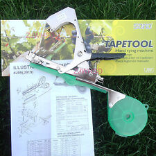 Hand Plant Tying Machine for Vines Cucumber Trees / Garden Tools & Equipment