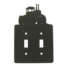 Four Wheel drive 4WD tractor double light switch plate cover
