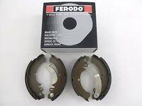 FERODO 2 COPPIE GANASCE FRENO POSTERIORE PIAGGIO APE 50 FL/FL2 1989 1990 1991