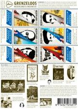 Nederland 2012 Grenzeloos Nederland-Indonesie literatuur V2967/2972a postfrismnh