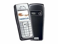 NEW CONDITION NOKIA 6230I SILVER/BLACK UNLOCKED +12 MONTHS WARRANTY