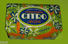 CLAUS PORTO ACH BRITO Soap Bar 350g 12.4 oz  Verbena essence Citro