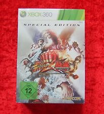 Street Fighter X Tekken Special Edition, XBox 360 Spiel, Neu, deutsche Version