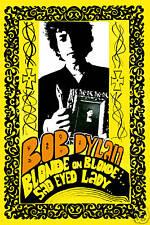 1960's Folk Rock:  Bob Dylan * Blonde on Blonde *  Promo Poster 1967