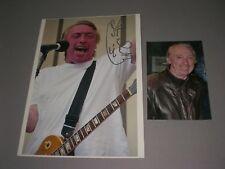 Stan Webb Blues signed signiert autograph Autogramm auf 20x28 Foto in person