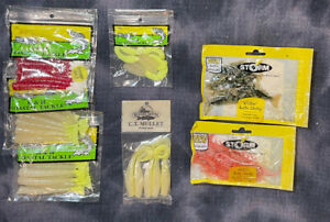 Storm Wildeye Rattle Shrimp + H & H Coastal Tackle Fish Bait Lure Bundle