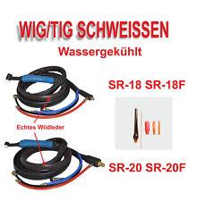 Profi Schlauchpaket WP-26 8M Brenner WIG TIG Schweissgerät 250A Schweißbrenner