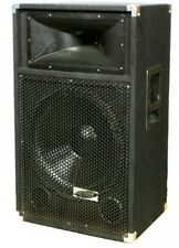 Patron Pro Audio PSS-1700 Single 15 Inch 2 Way PA Speaker 1700 Watts 8 ohms DJ