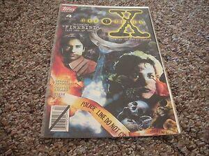 X-Files #4 (1995 Series) Topps Comic NM
