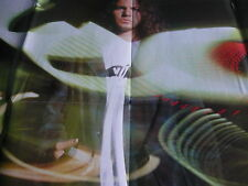 PEARL JAM (EDDIE VEDDER) - LARGE MAGAZINE FOLD-OUT POSTER (REF W2)