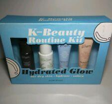 NEW K-Beauty Glow Studio Hydrated Glow Routine Kit Korean Skincare