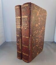 A. RICHERAND / NOSOGRAPHIE CHIRURGICALE T2 & 3 / 1812 CAILLE & RAVIER (MEDECINE)
