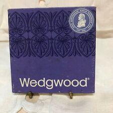 Wedgwood 25th Anniversary~Josiah Wedgwood~Jasper (Pale Blue) 249-Club Tray