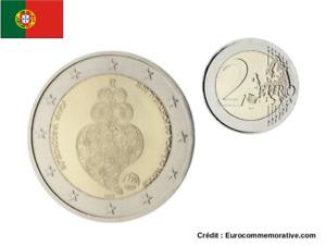 2 Euros Commémorative Portugal JO Rio 2016 UNC