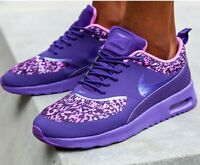 NIKE | Womens Air Max Thea Leopard Sneakers Shoes [ EUR 39 or US 8 / UK 5.5 ]