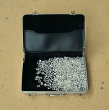 1/6 Scale Miniature Briefcase and Diamonds action figure diorama doll house
