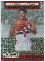 MINT 2019-20 Panini Contenders Rookie of the Year Contenders 9 Rui Hachimura #2