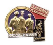 1996 Atlanta Closing Ceremonies Olympic Pin