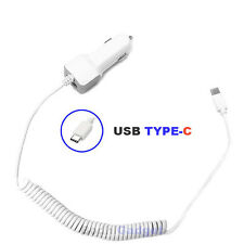 For ZTE Axon 7 Mini USB Type C Car Charger