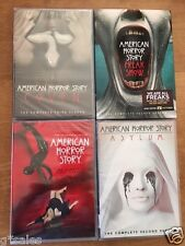 American Horror Story Series ~ Complete Season 1-4 (1 2 3 4) NEW 16-DISC DVD SET