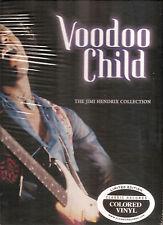 "JIMI HENDRIX ""Voodoo Child"" CLASSIC RECORDS COLORED VINYL 4LP BOX sealed"