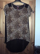 M & S Limited Collection See through Back Blouse / Top Size 14 BNWT RRP £25