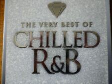 3 CD ALBUM - CHILLED R & B [The Very Best of] 2015