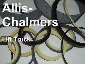 4787570 Hydraulic Cylinder 2 Stage Seal Kit Fit Allis-Chalmers Fork Truck