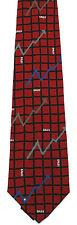 Smooth Sale-ing Men's Necktie Vicky Davis Sales Business Silk Gift Red Neck Tie