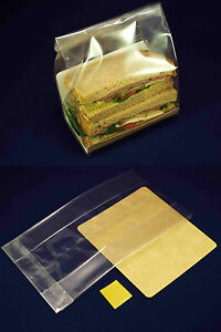1000 x Square Cut Packaging kit (u card,bags self adhesive label)(NSRCSK001)