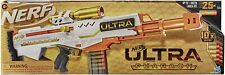 NERF Ultra Pharaoh Bolt Action Blaster White With Gold Accents E9258