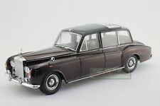 1/18 Rolls Royce Phantom VI Royal QUEEN ELIZABETH II LIMITED 999 PCS Diecast Car