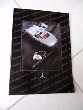 Mercedes boutique 1986/1987 accesorio 1986 catálogo folleto prospekt