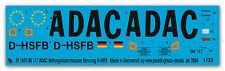 Peddinghaus  1/32 1693 BK 117 ADAC Rettungshubschrauber D-HSFB