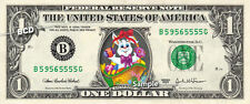 EASTER BUNNY on Real Dollar Bill Money Cute Egg Stuffer & Basket Treat Cash Bank