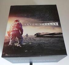INTERSTELLAR PROMO ROTATING EARTH GLOBE BOOK MATTHEW MCCONAUGHEY CD ART PROMO