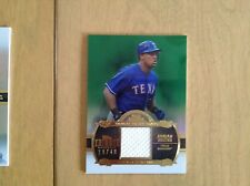Adrian Beltre 2013 Topps Tribute Game Used Jersey Card 19/40
