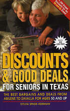 Discounts and Good Deals for Seniors in Texas: The Best Bargains and Deals from