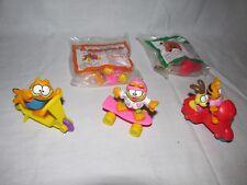 McDonald's 1998 Garfield Happy Meal Toys