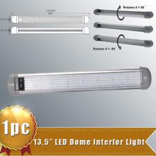 "13.5"" LED Interior Dome Light 20 LED Roof Car Cabin Boat Caravan Lamp Rotating"