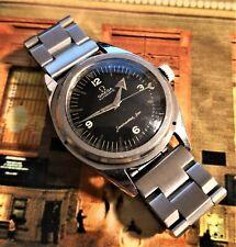 Vintage 1958 Seamaster 300 2913 - 3 SC Trilogy Diver Watch Rare for Collectors