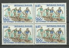 France Sport Jeux Olympique Mexico Summer Olympics Games Relai 4 X 100M ** 1968