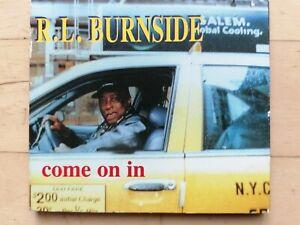 R.L. Burnside - Come On In  EAN 8714092031720